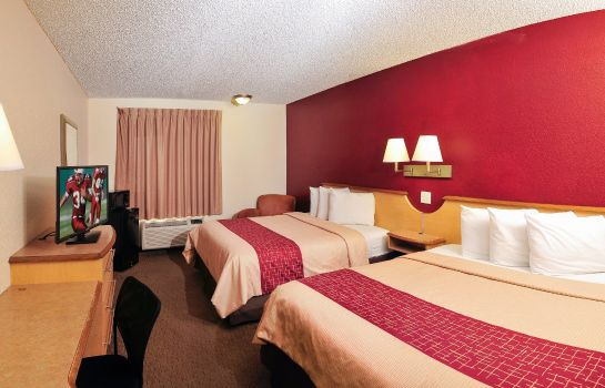 Habitación Red Roof Inn and Suites Pensacola East - Milton