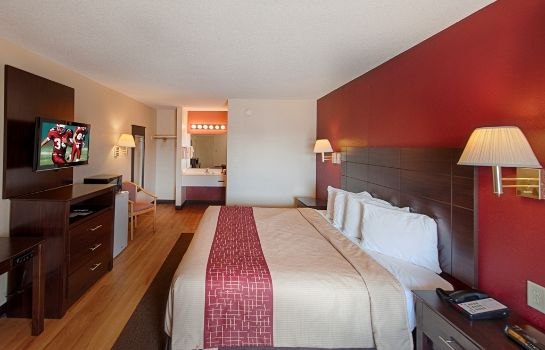 Chambre Red Roof Inn Holton