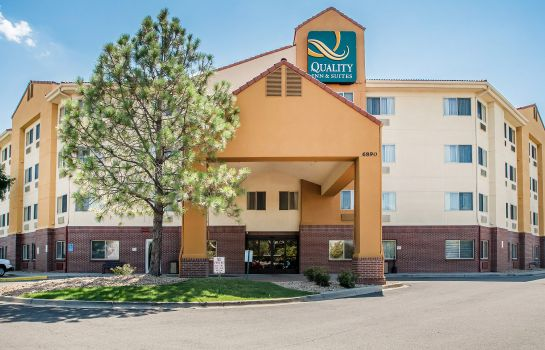 Außenansicht Quality Inn & Suites Denver International Airport