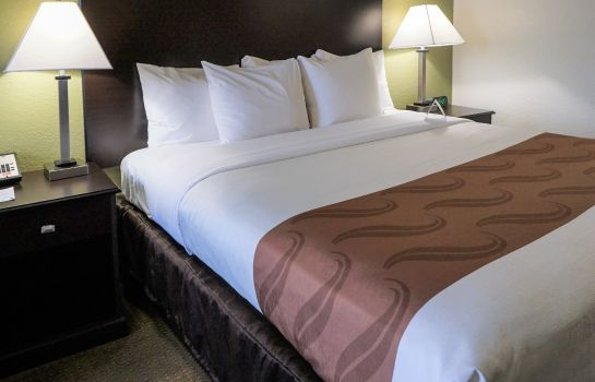 Zimmer Quality Inn and Suites Denver Internatio