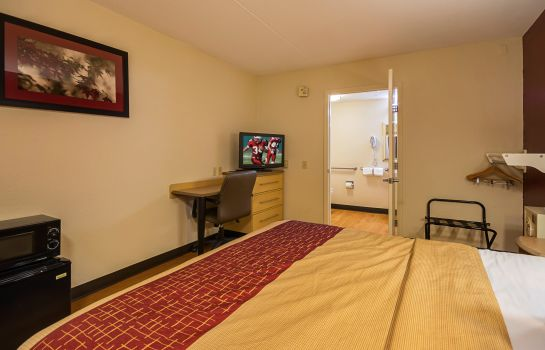 Zimmer Red Roof Inn Dallas - DFW Airport North