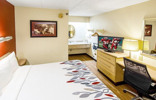 Zimmer Red Roof Inn Columbia East