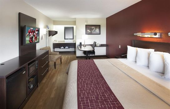 Chambre Red Roof PLUS Philadelphia Airport