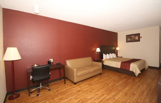 Chambre RED ROOF GAFFNEY
