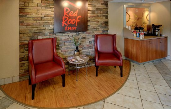 Hotelhal Red Roof Inn Durham - Triangle Park
