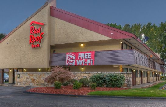 Außenansicht Red Roof Inn Memphis East
