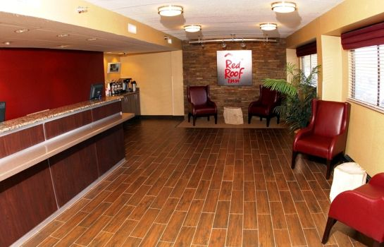 Lobby Red Roof Elkhart