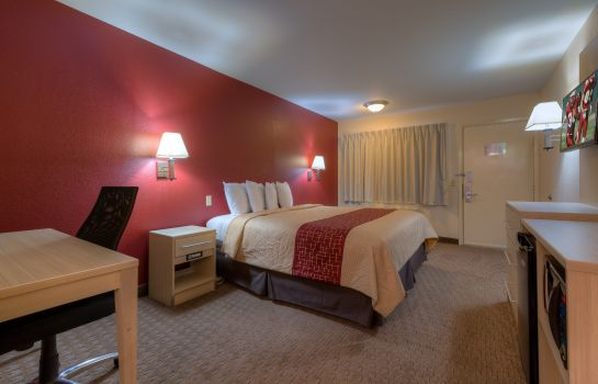 Zimmer Red Roof Inn Memphis East