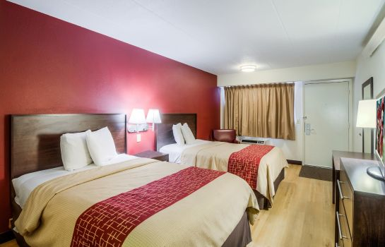 Zimmer Red Roof Inn Peoria