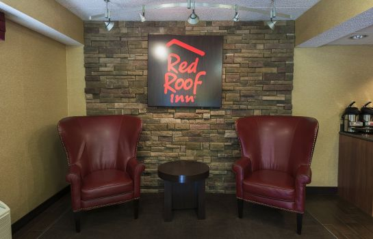 Hotelhalle Red Roof Inn Chicago - Joliet