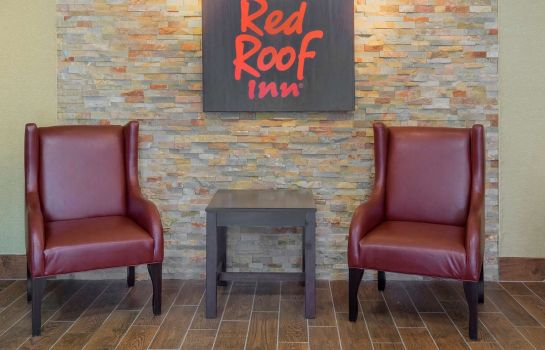 Lobby Red Roof Jacksonville Airport Red Roof Jacksonville Airport