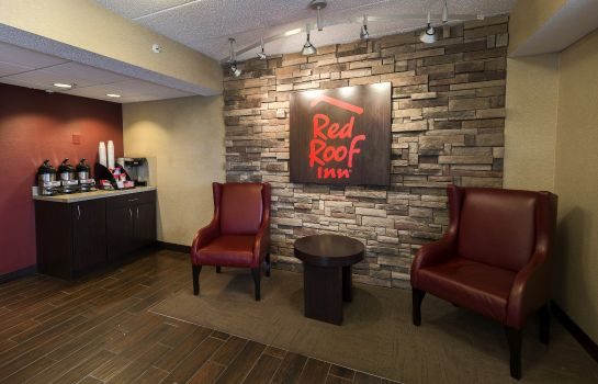 Hotelhal Red Roof Inn Chicago - Downers Grove