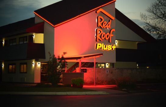Außenansicht Red Roof Inn Buffalo Amherst