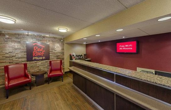 Hotelhalle Red Roof Inn Buffalo Amherst