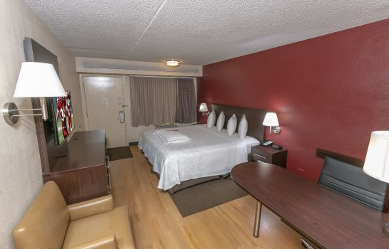 Zimmer Red Roof Inn Buffalo Amherst