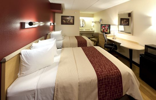 Chambre Red Roof Inn Johnson City