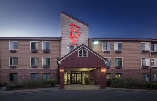 Außenansicht Red Roof Inn and Suites Savannah Airport