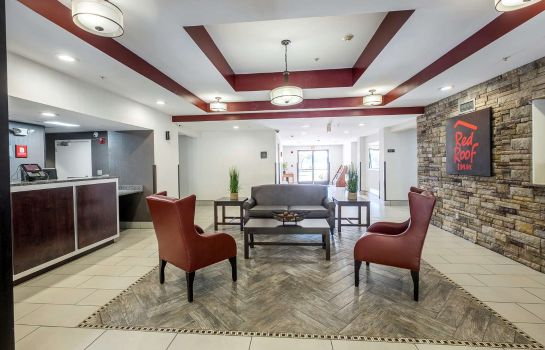 Hall Red Roof Suites Savannah Airport