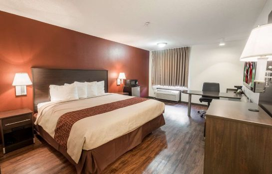 Zimmer Red Roof Suites Savannah Airport