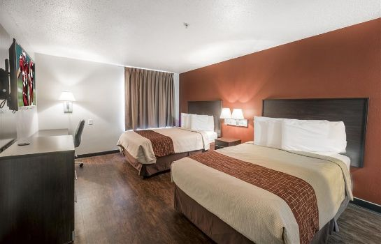 Kamers Red Roof Suites Savannah Airport