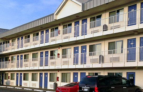 Vista esterna MOTEL 6 BROWNSVILLE