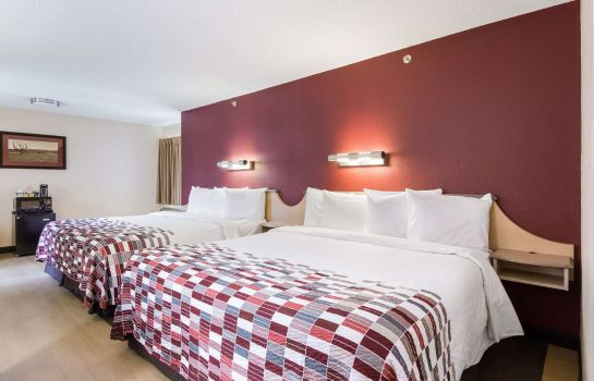Kamers Red Roof Laredo