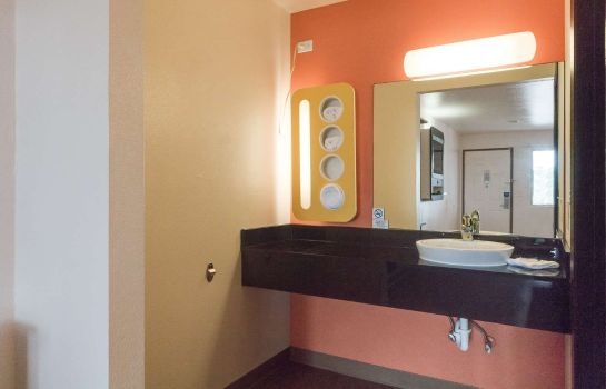 Chambre MOTEL 6 BROWNSVILLE