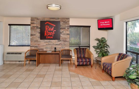 Hall Red Roof Inn Palm Springs - Thousand Palms