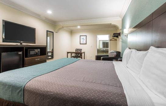 Chambre Rodeway Inn and Suites Inglewood