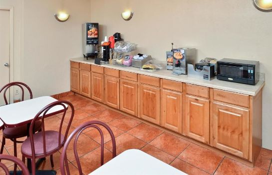 Sala colazione Americas Best Value Inn - Midtown Albuquerque