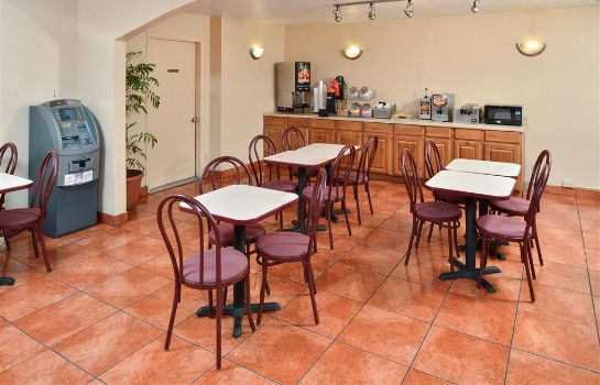 Ristorante Americas Best Value Inn - Midtown Albuquerque