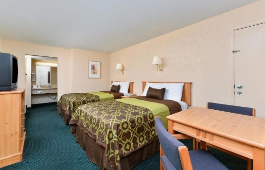 Camera standard Americas Best Value Inn - Midtown Albuquerque