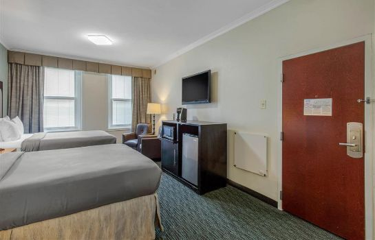 Kamers Rodeway Inn Center City