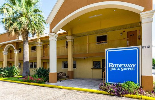 Vista exterior Rodeway Inn & Suites Medical Center