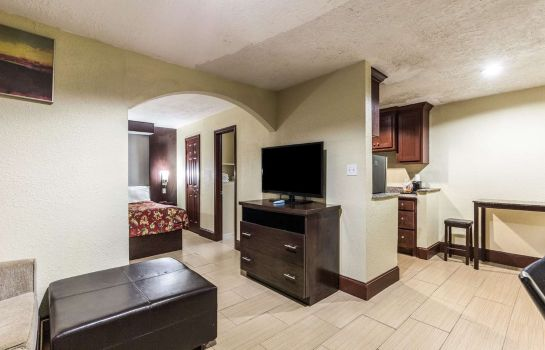 Suite Rodeway Inn & Suites Medical Center