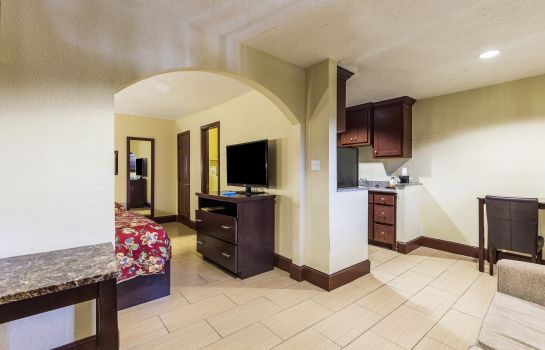 Habitación Rodeway Inn & Suites Medical Center