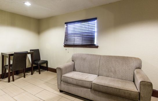 Zimmer Rodeway Inn & Suites Medical Center