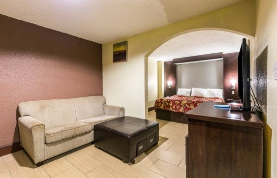 Kamers Rodeway Inn & Suites Medical Center