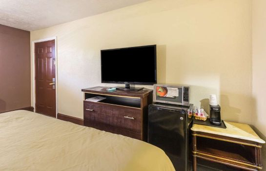 Chambre Rodeway Inn & Suites Medical Center