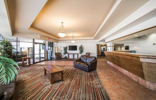 Hol hotelowy Quality Inn & Suites Butte