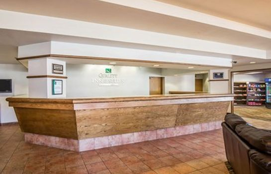 Hotelhal Quality Inn & Suites Butte