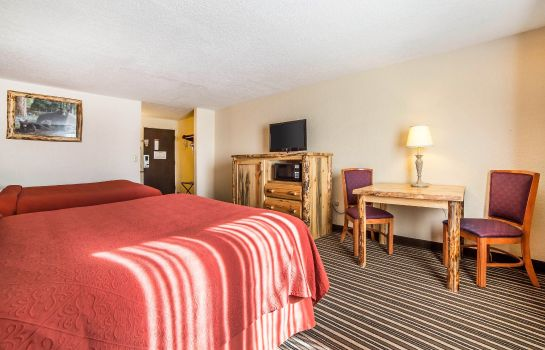 Kamers Quality Inn & Suites Butte