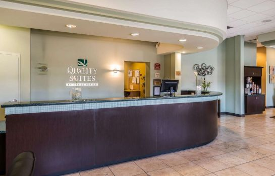 Hotelhalle Quality Suites Central