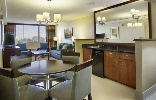 Suite DoubleTree by Hilton Denver - Stapleton North