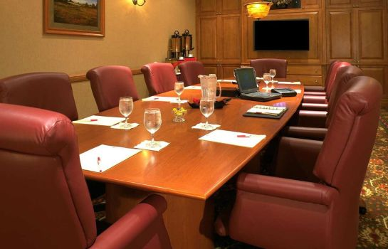 Conference room DoubleTree by Hilton Denver - Stapleton North