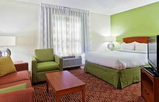 Room TownePlace Suites Charlotte Arrowood