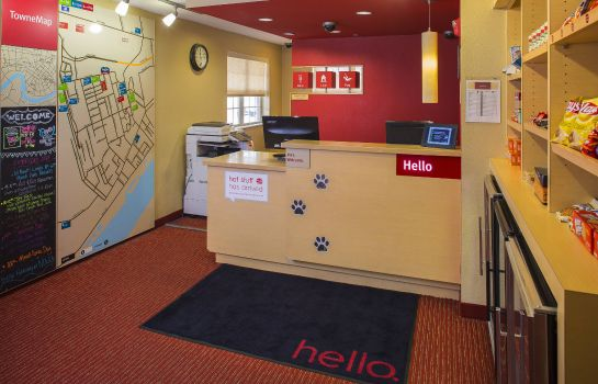 Hotelhal TownePlace Suites New Orleans Metairie