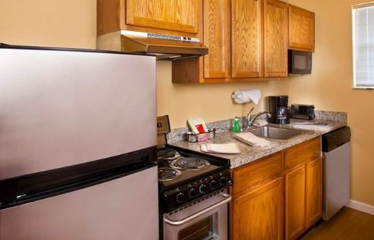 Kamers TownePlace Suites New Orleans Metairie