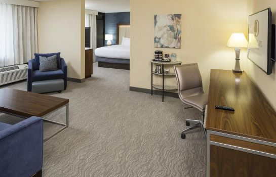 Suite DoubleTree by Hilton Boston-Andover
