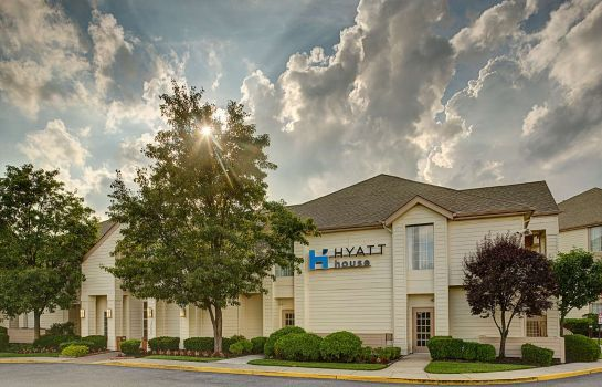 Exterior view HYATT house Mt Laurel
